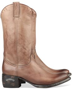 Bruine Sendra laarzen 10490 boots | Shoes in 2019 Cowboy
