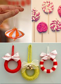 7 DIY Ornaments For Your Tree (PHOTOS)