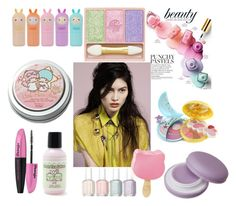 """Pretty Pastel Makeup"" by its-teoz ❤ liked on Polyvore featuring beauty, Paul & Joe, TONYMOLY, Pupa, L'Oréal Paris, Dollhouse and pastelmakeup"