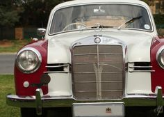 1959 Mercedes Ponton 190S http://www.hamptons.co.za/pages/showroom/?zSearch=&zDispID=ProdMercedes_190