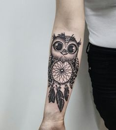 Owl Tattoo - 300+ Picture Ideas