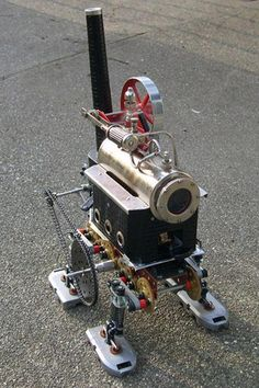 Steampunk cars | RC Cars And Steampunk - Gallery
