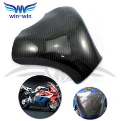 64.99$  Buy here - http://ali0io.shopchina.info/go.php?t=32391527956 - black color motorcycle accessories caron fiber fuel gas tank protector pad shield rear carbon fiber for KAWASAKI ZX 6R 636 07-08  #buychinaproducts
