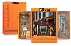 Beta Tools C53 CargoEvolution Tool Box Wall Cabinet Without Panels