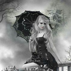 "victorian-goth: ""Victorian goth http://victorian-goth.tumblr.com/ """