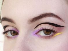 Colorful Graphic Eyes