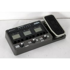 Zoom G3X Guitar Effects & Amp Simulator Pedal Regular 190839085184