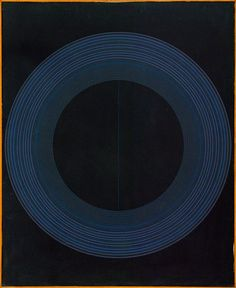 yama-bato:    Ralph Hotere Black Painting  acrylic on canvas signed Hotere, dated 1969 and inscribed Black Painting in brushpoint