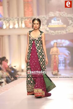 TABASSUM MUGHAL Collection at Telenor Bridal Couture Week 2015 (TBCW2015)