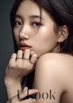 Miss A's Suzy Bae Exudes Sexiness in Pictorial with 1st Look Magazine | Koogle TV