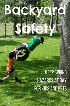 Backyard safety: keep spring hazards at bay for kids and pets Scorecard Rewards, Frugal Family, Frugal Living, Safety Topics, Florida Style, Backyard For Kids, Garden Boxes, Survival Skills, Animals For Kids