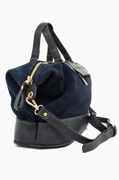 Cadet Satchel by Remi and Reid