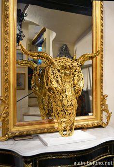 Bucrane. http://www.alain-bellino.net