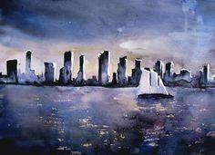 NYC by lemonik6 on deviantART
