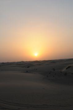 Dune Dinner Safari in Abu Dhabi -Arabian Adventures-