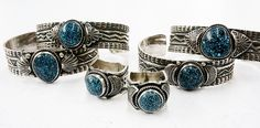 Kingman Turquoise, Turquoise Stone, Cuff Bracelets, Sunshine, Rings, Jewelry, Bijoux, Ring, Jewlery