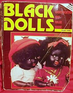 Black Doll Collecting: Black Dolls From Around the World - Germany (Antique)