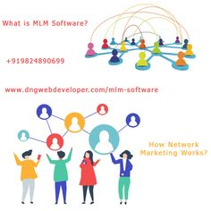 is stands for It is one kind of where people join new people by referral and under his/her network. help users to track their own network with member dashboard. As per compensation plan they can get all the detail about mlm plan and their activities. Marketing Words, Marketing Software, What Is Mlm, What Is Network, Mlm Plan, It Works, Track, Join, Activities