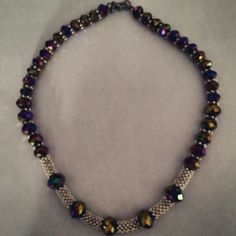 Beaded Necklace by MooiCollectionuk