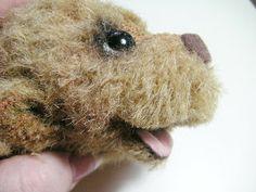 Teddy Bears Tutorials: Open mouth