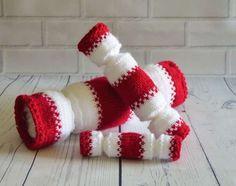 Christmas Crackers knitting pattern
