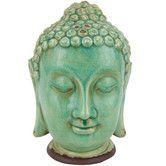Found it at Wayfair - Thai Buddha Head Bust