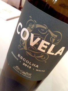 Quinta de Covela Escolha Branco 2013. Um vinho de cinema.