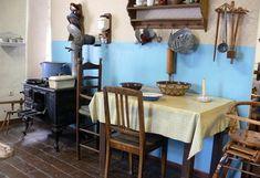 1930s German kitchen