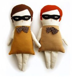 bandit dolls