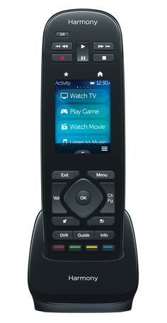 Logitech's ultimate remote lets you access your devices even behind closed doors.