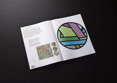 Silas Amos: A Bigger Spectrum, Supermundane #color
