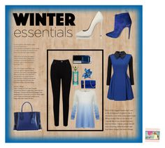 """Winters awesome"" by copythatoufit on Polyvore featuring EAST, Joie, Tomasini, Bulgari, Chanel, Longchamp, Dsquared2, Gucci and WithChic"