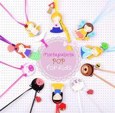 Girls' beauties by Mintapalinta