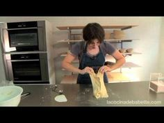 (20) French Kneading with La cocina de Babette - YouTube