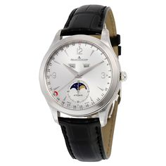 Jaeger LeCoultre Master Calendar Automatic Stainless Steel Men's Silver dial Watch Q1558420 - Master Control - Master - Jaeger LeCoultre - Shop Watches by Brand - Jomashop