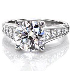 Malay - Knox Jewelers - Minneapolis Minnesota - Filigree Engagement Rings - Large Image