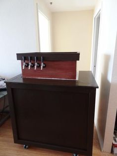 Holiday 5.0 Keezer Build... Finally! - Home Brew Forums