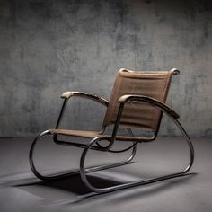 The model 8239 armchair designed by Erich Dieckmann for Cebaso of Germany in Photo: Quittenbaum Vintage Furniture, Furniture Design, Chicago Beach, Rocking Chair, Timeless Design, Armchair, Art Deco, Mid Century, Interior Design