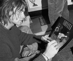 Kurt Cobain // Nirvana
