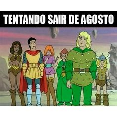 """@instabynina's photo: """"#regram @catracalivre: Estudos comprovam que é agosto há aproximadamente 3 meses... #humor #tchauagosto #quasesetembro #cavernadodragão"""""""