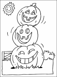 omalovánka Halloween Coloring Pages, Colouring Pages, Halloween Treats, Vintage Halloween, Doodle Art, Doodles, Embroidery, Prints, Cards