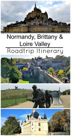 Follow our Northern France travel guide on a 2 week road trip to be inspired by the home of Monet, learn the history D-Day in Normandy, explore the beaches of Brittany and become awe-struck by the châteaux of the Loire Valley.
