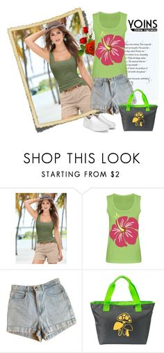 """""""yoins.com"""" by modenboutique ❤ liked on Polyvore featuring Venus and American Apparel"""
