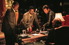 Scene from Lethal Weapon 4
