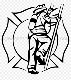 Firefighter Drawing, Firefighter Crafts, Firefighter Decals, Wooden Spoon Crafts, Wildland Firefighter, Dark Art Drawings, Book Drawing, Scroll Saw Patterns, Pallet Art