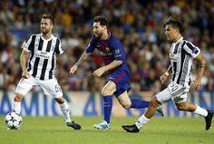 Blog Esportivo do Suíço:  Messi supera Buffon pela primeira vez e Barcelona atropela Juventus no Camp Nou