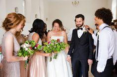 prayer before wedding - Becky Davis Photography - international wedding photographer