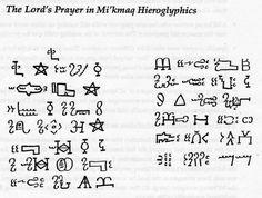 Mi'kmaq - The Lord's Prayer