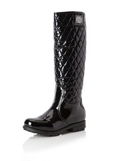 GEOX Dina Bootie Boots, Shoe Boots, Black Boots, Me Too Shoes, Rubber Rain Boots, Riding Boots, Womens Fashion, Shopping, Boots