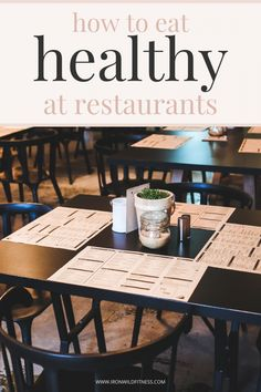 Tips For Eating Healthy At Restaurants Eating Healthy At Restaurants, Fun Restaurants In Nyc, Manhattan Restaurants, Places To Eat, The Places Youll Go, Food Places, Restaurant New York, Restaurant Guide, New York City Travel